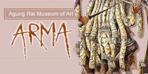 Anak Agung Rai Museum of Art Logo
