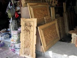 Sukawati Market Arts