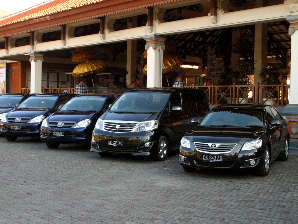 Bali Car Rental Price