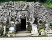 Bali, Goa Gajah - elephant cave