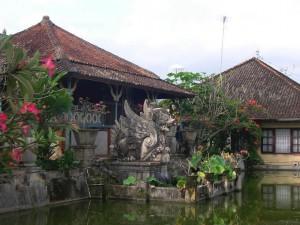 Karangasem Grand Palace, Bali
