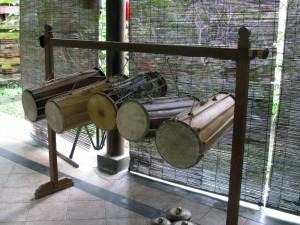 Bali musical instrument - Kendang