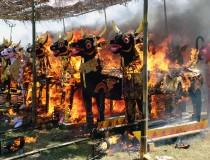 Ngaben Ceremony, Bali, Cremation
