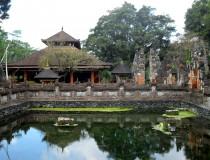 Tampaksiring holy palace