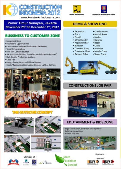 construction indonesia 2012 program 1