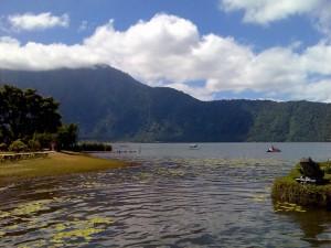 Beratan lake, Bedugul, bali