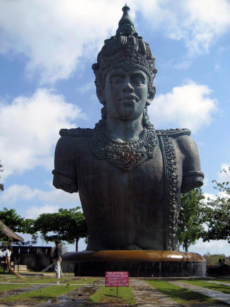 Bali Tourism Board Badung Garuda Wisnu Kencana