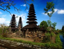 Taman Ayun Bali temple