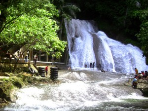 Bantimurung waterfall, South Sulawesi