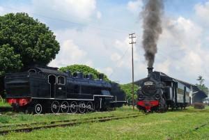 Ambarawa Railway Museum, Java, Indonesia