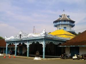 Kasunanan Palace, Java
