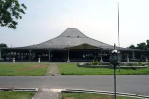 Mangkunegara Palace, Java