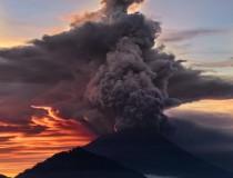 Bali volcano eruption 2017